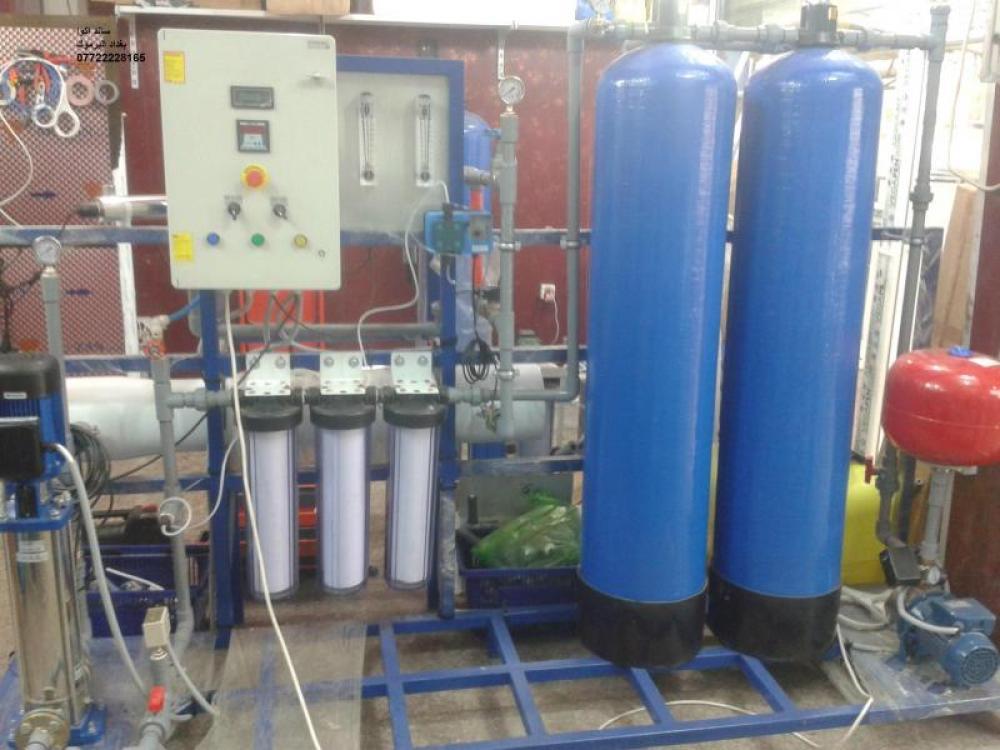 محطات تحلية المياه