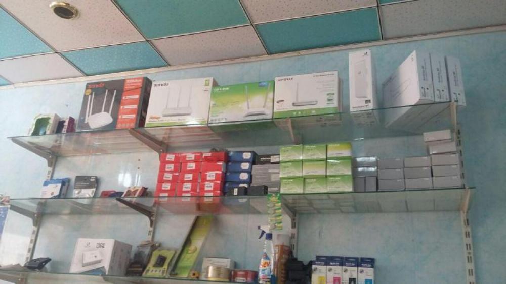 مكتب البرنس للانترنيت /بغداد -منطقة العبيدي